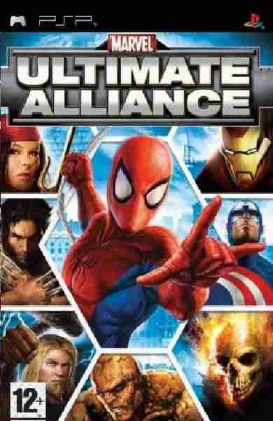 Descargar Marvel Ultimate Alliance v2 [ENG][USA][PLAYASiA] por Torrent
